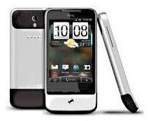 HTC Legend: aus einem Block Aluminium gefräst