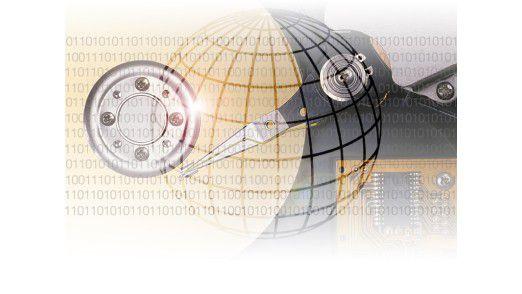 Wie Sie Ihre Daten im Internet speichern und Sicherheitsrisiken vermeiden, erfahren Sie hier.