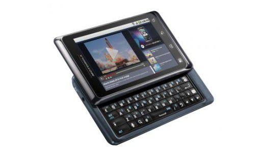 Das Motorola Milestone 2.