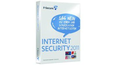 Virenwächter: F-Secure Internet Security 2011 im Test