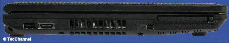 Digital: Externe Displays finden auch am Mini-DisplayPort Anschluss.