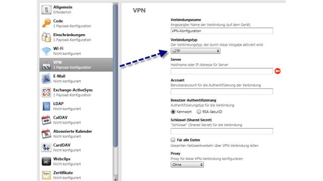 iPad - OpenVPN Setup Guide