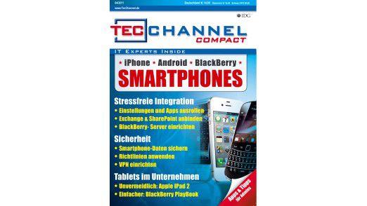 Das TecChannel Compact 04/2011: 160 Seiten Praxisbeiträge und Grundlagen zum Thema Smartphones und Tablets im Unternehmen.