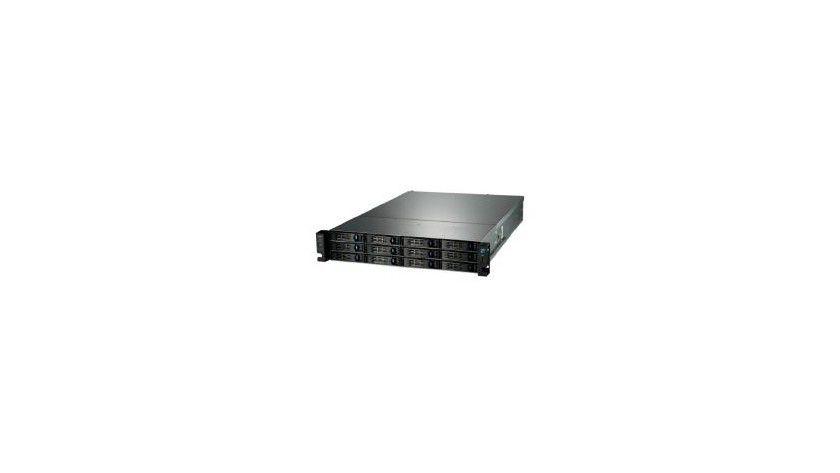 Iomega Storcenter px12-350r: Das Rackmount-Netzwerkspeichersystem ist pro Array von 8 TByte auf bis zu 36 TByte Netzwerkspeicherkapazität erweiterbar.