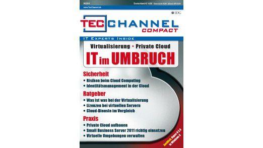 Das neue TecChannel Compact 06/2011: 160 Seiten Praxisbeiträge und Grundlagen rund um die IT-Themen Server, Virtualisierung und Cloud.