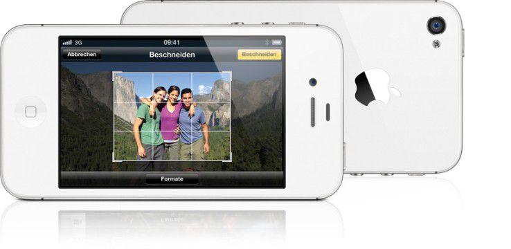 Kassenschlager: Zwischen Anfang Oktober und Ende Dezember wurden 37 Millionen iPhone 4S verkauft.