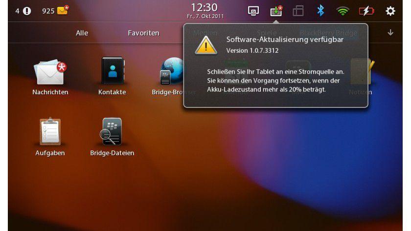 Update-Paket: Der Patch schließt eine Sicherheitslücke in der Flash-Implementierung.