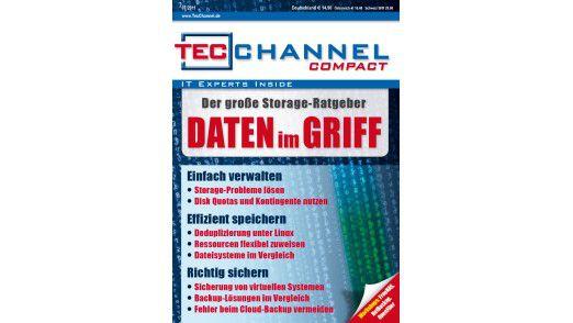 TecChannel Compact 07/2011: 160 Seiten Praxisbeiträge und Grundlagen rund um das Thema Storage.