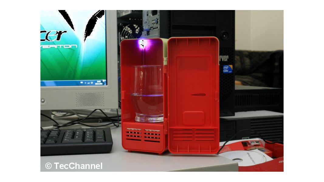 Kühlschrank Usb : Witzige admin geschenke usb kühlschrank computerwoche