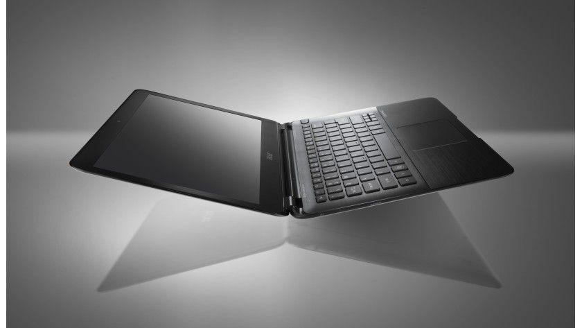 Acer Aspire S5: Gerade mal 15 mm soll das kommende Ultrabook hoch sein.