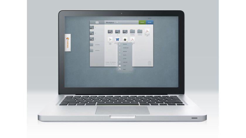 Neuer Client: Mit dem HTML5-Client lassen sich alle Geräte mit einem entsprechenden Browser anbinden.