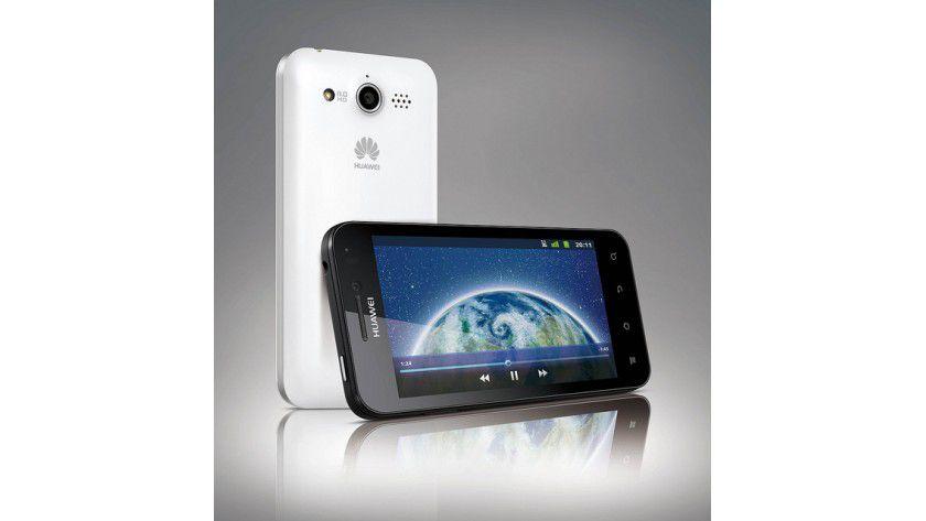 Günstiger Androide mit großem Akku: Das Huawei U8860 Honour