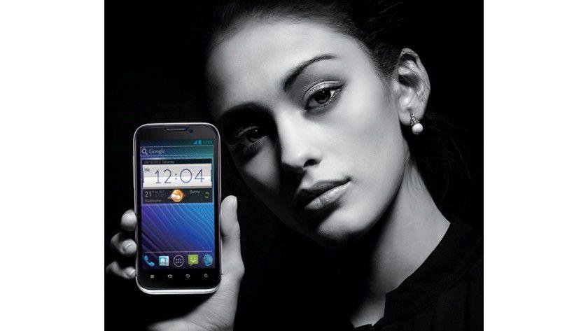 ZTE Era: Das Smartphone arbeitet mit einem Tegra 3 Quad-Core-Prozessor. Beim Betriebssystem wird Android 4.0 eingesetzt.