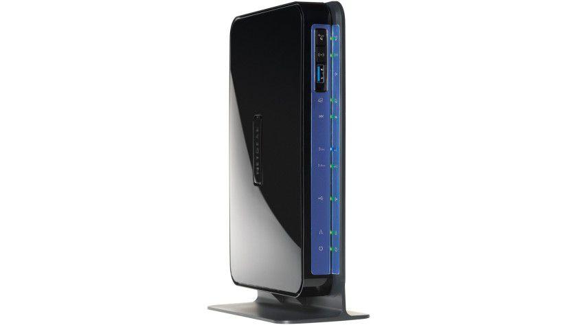 Details: Netgear DGND3800B ist ein Dualband-Router für kleine Netzwerke.