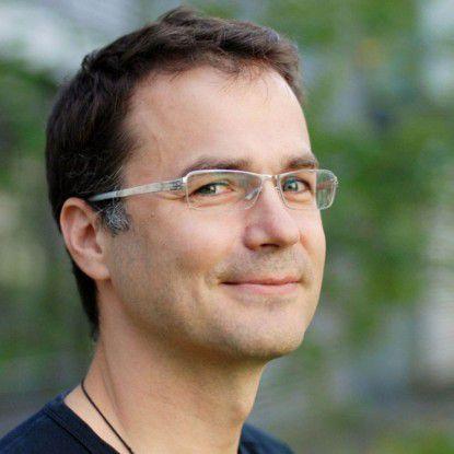 """Bernhard Frank: """"Ich bin begeistert von dem Konzept der IT-Camps: Hands-On, Demos, die Produkte im Einsatz zeigen. Und das anhand von Szenarien mit wenig Marketing-Overhead."""""""
