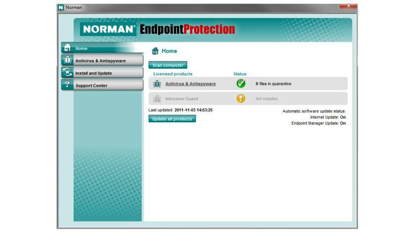 Sicherer E-Mail-Verkehr: Mit einem Plug-in für die Endpoint Protection will der Hersteller Norman den E-Mails-Austausch von IBM Lotus Domina mehr Sicherheit bieten.