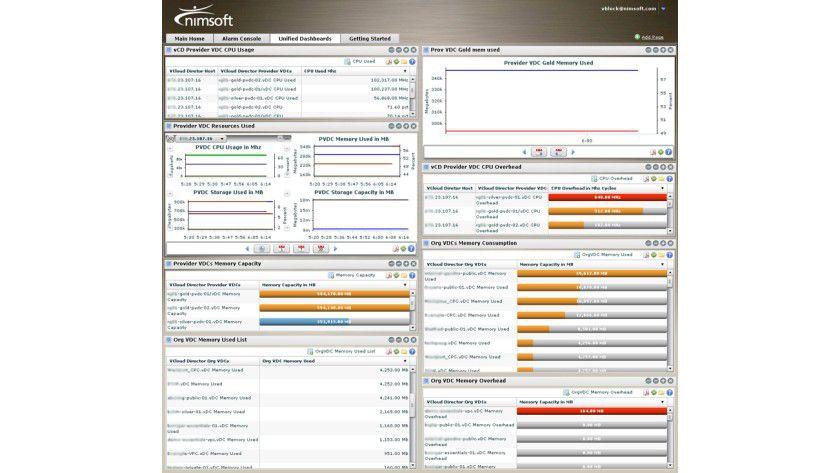 Cloud-Management: Das Monitoring-Tool kann private, öffentliche und hybride Clouds überwachen.