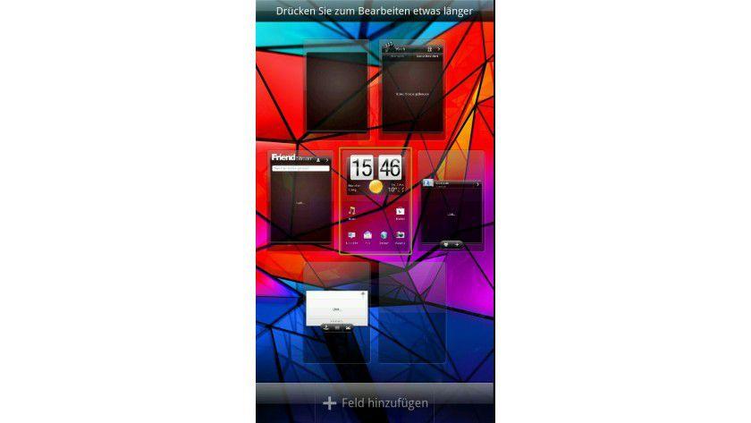 4G-Smartphone: HTC und Vodafone bringen mit dem Velocity 4G ein LTE-Gerät auf den Markt.