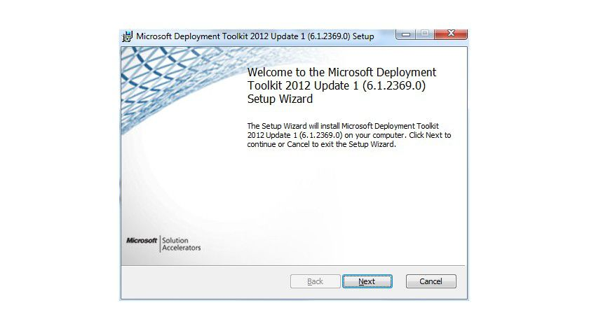 Assistent: Das Microsoft Deployment Toolkit unterstützt Admins bei der Bereitstellung von Windows - jetzt auch von Windows 8 und Windows Server 2012.
