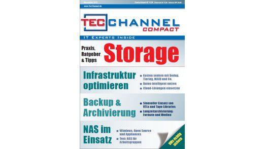 Das TecChannel Compact 08/2012: Auf über 160 Seiten finden Sie Informationen zum Thema Storage.