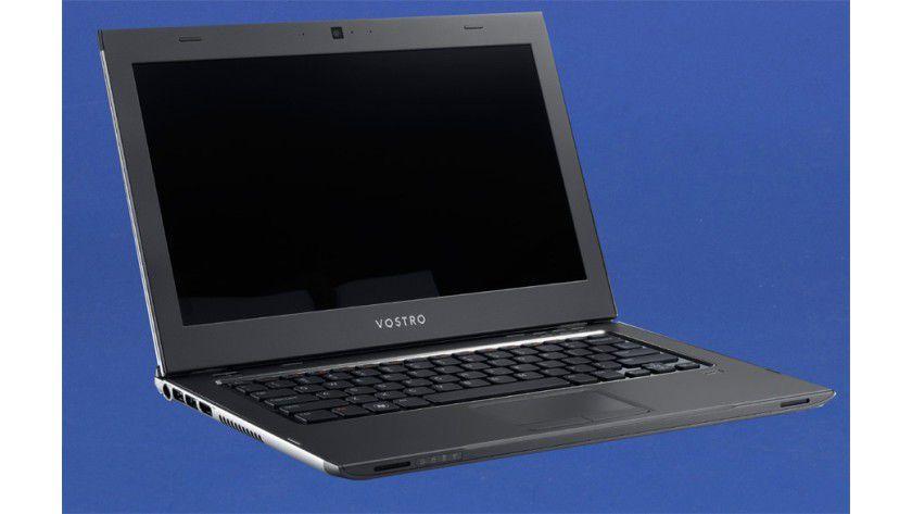 Dell Vostro 3360: Das 13,3-Zoll-Display arbeitet mit einer Auflösung von 1366 x 768 Bildpunkten.