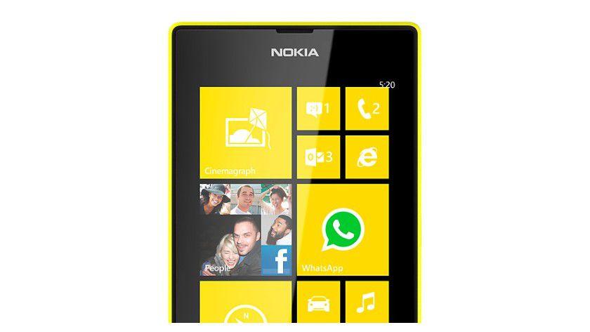 Microsoft will mit gelockerten Restriktionen an den Erfolg des Nokia Lumia 520 in Schwellenländern anknüpfen.