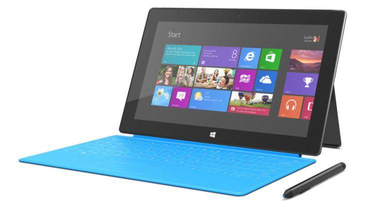 Surface Pro 2: Gleiche Optik, bessere Technik?