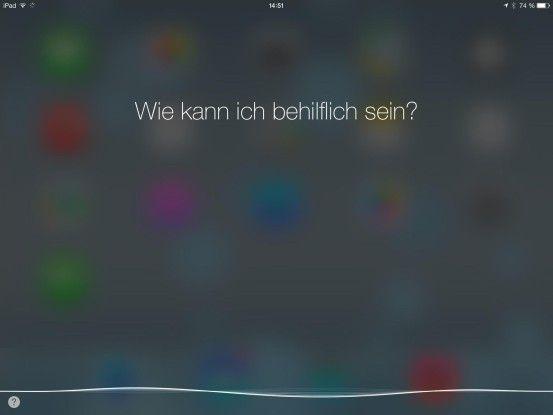 Ab auf den Server: Siri soll so wenige Daten wie möglich nutzen, speichert unsere Suchanfragen aber dennoch bei Apple.
