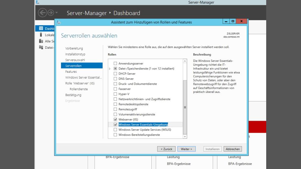 Neuerungen und Installation: Windows Server 2012 R2