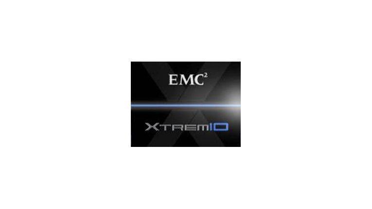 EMCs Flash-basiertes Storage-Sysem XtremIO eignet sich für VDI-Umgebungen mit mindestens 400 Anwendern, leistungshungrige Datenbanken und virtualisierte Server.
