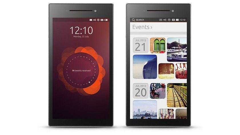 """Das frühere Smartphone-Projekt """"Ubuntu Edge"""" ist an Geldmangel gescheitert."""