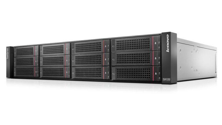 Lenovo will mit den ThinkServern RD340 und RD440 kleine und mittelständische Unternehmen adressieren.