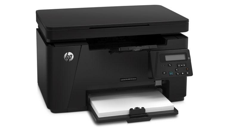 Der LaserJet Pro MFP M125nw ist eines von fünf neuen HP-Laser-Multifunktionsgeräten.