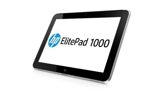 Das HP ElitePad 1000 G2.