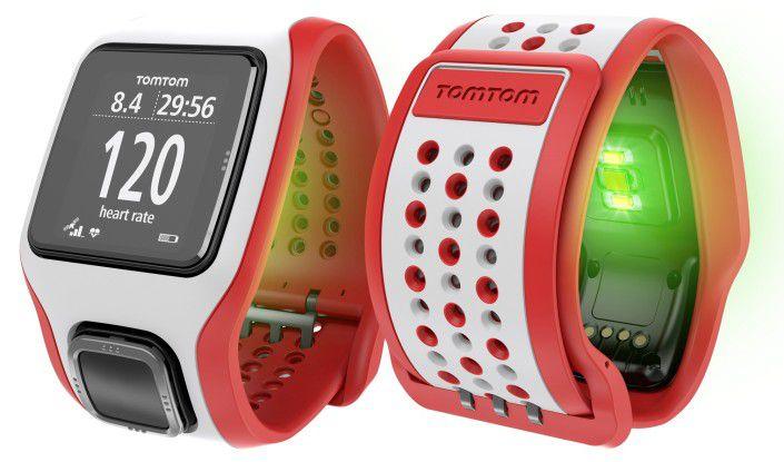 TomTom Runner Cardio GPS Sportuhr