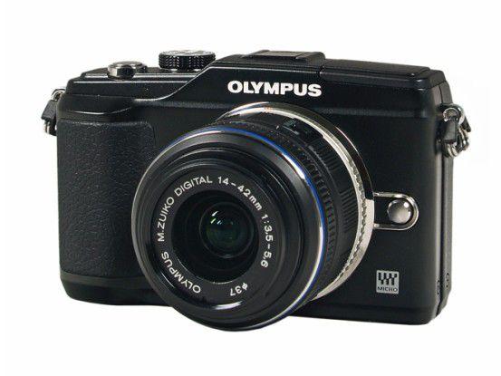Olympus E-PL2 im Test