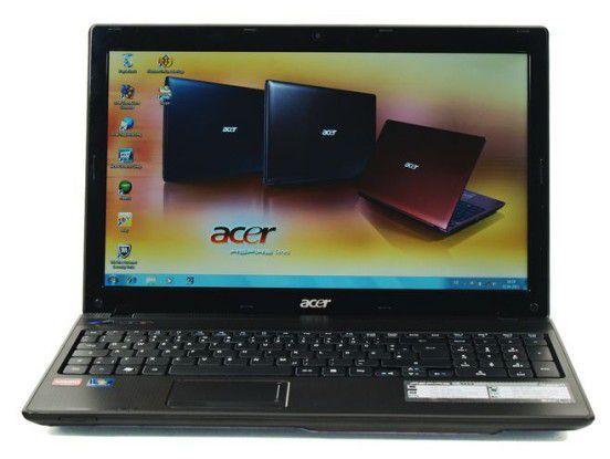 Günstiges Notebook mit AMD-CPU im Test: Acer Aspire 5253
