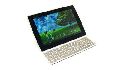 Tablet-PC: Asus Eee Pad Slider SL101 im Test - Foto: Asus