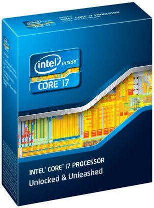 Verkaufsverpackung der neuen Extreme Edition Intel Core i7-3960X