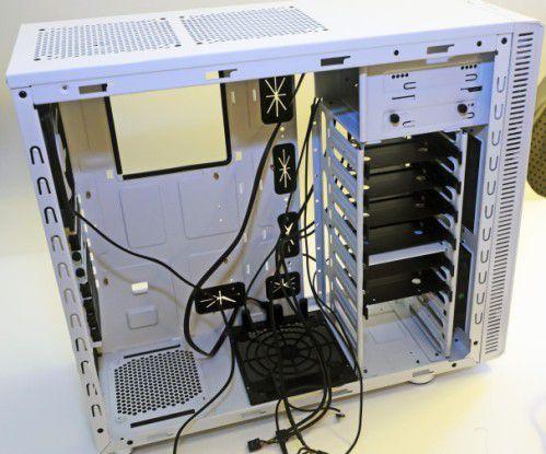 Fractal Designs Define R3 – ein Midi-Tower, gemacht, um einen relativ leistungsstarken PC zu beherbergen.