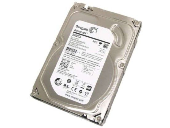 Seagate Barracuda 7200 3000GB
