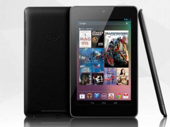Gewinnen Sie ein Google Nexus 7.