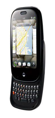 Der kurz vor dem neuen iPhone in den USA erschienene Palm Pre.