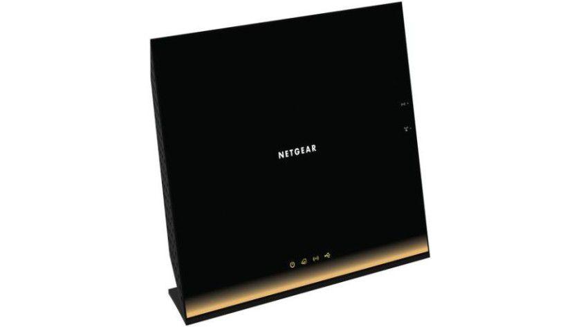 Netgear R6300: Die 11ac-Router bietet auf dem 5 GHz-Band theoretische WLAN-Transferraten von bis zu 1,3 GBit/s.