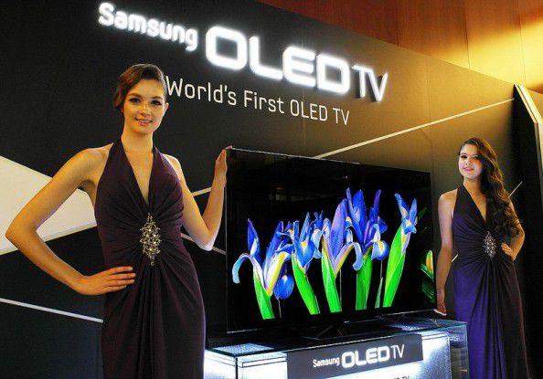 Serienreife: Samsung-OLED-TV ES9500