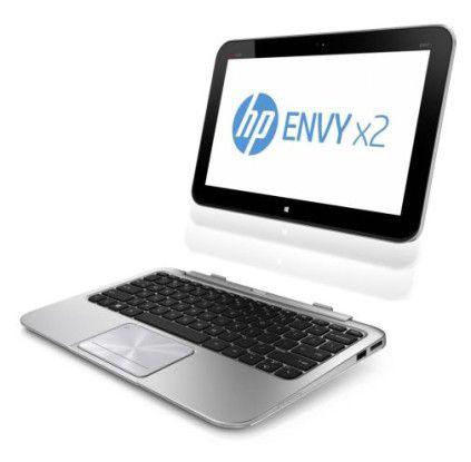 HPs Envy X2 soll einen neuen Atom-Prozessor integrieren.