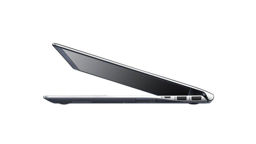Schlank und leicht: Samsung Serie 9