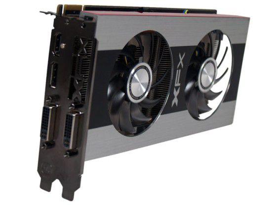 XFX Radeon HD 7770 Black Edition im Test