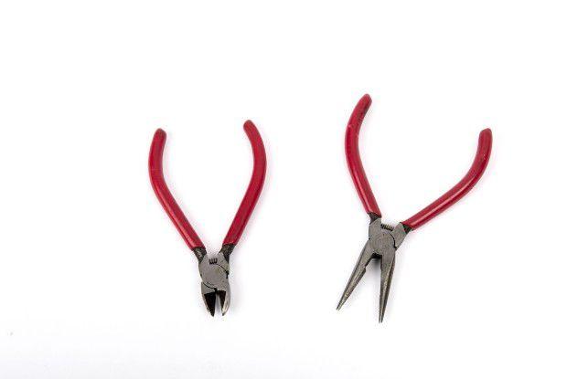Verzichten Sie auf Spitzzangen mit integriertem Seitenschneider