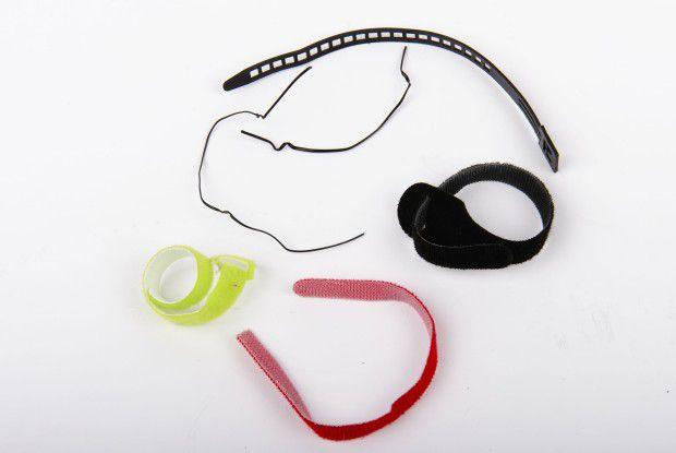 Verzichten Sie bei Kabelbindern auf Einweg-Plastik-Modelle!